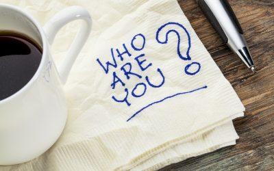 """Persönlichkeit – """"Wer sind Sie?"""""""